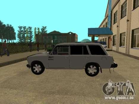 VAZ 2102 pour GTA San Andreas laissé vue