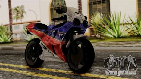 Honda VFR 750R für GTA San Andreas