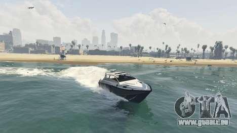 GTA 5 L'amélioration de bateau Suntrap troisième capture d'écran