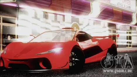 TASTY ENBSeries 0.248 pour GTA San Andreas huitième écran