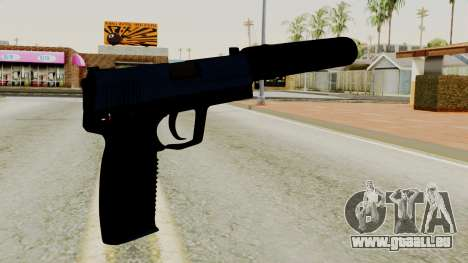 USP-S Guardian für GTA San Andreas zweiten Screenshot