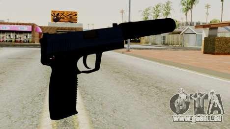 USP-S Guardian pour GTA San Andreas deuxième écran