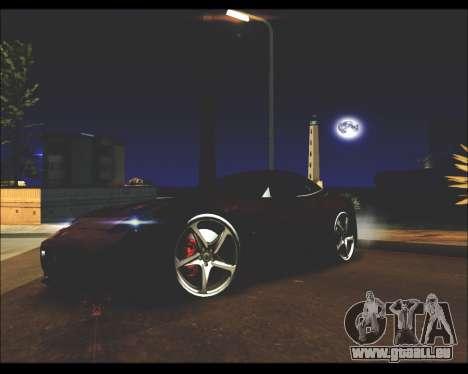 REXAS ENB v1 pour GTA San Andreas cinquième écran