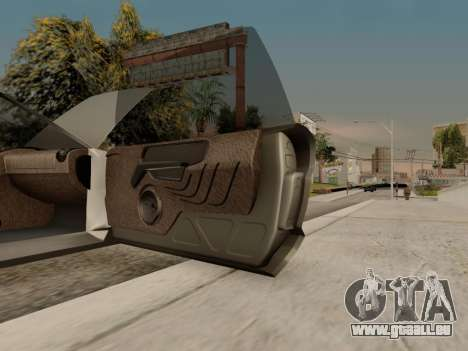 Infernus PFR v1.0 final für GTA San Andreas Motor