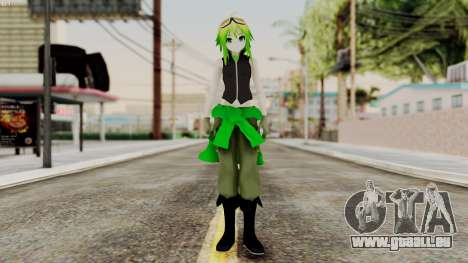 Gumi Love Is War (Vocaloid) für GTA San Andreas zweiten Screenshot