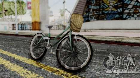 Olad Bike from Bully für GTA San Andreas
