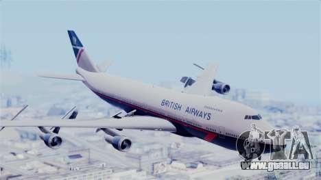 Boeing 747 British Airlines (Landor) pour GTA San Andreas