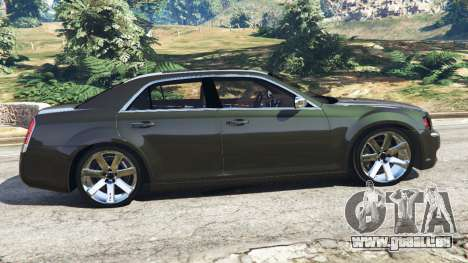 Chrysler 300C 2012 [Beta] pour GTA 5