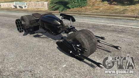 Batpod v1.1 für GTA 5