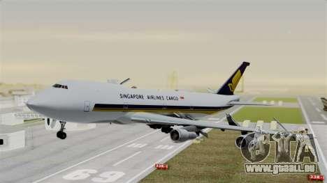 Boeing 747 Singapore Cargo pour GTA San Andreas