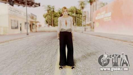 DOA 5 Helena Formal für GTA San Andreas zweiten Screenshot