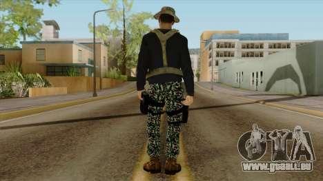 Autodefensa v2 für GTA San Andreas dritten Screenshot