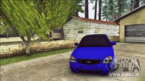 VAZ 2170 Vip-Stil für GTA San Andreas