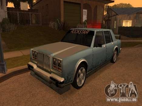 New Greenwood für GTA San Andreas