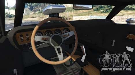 Dodge Challenger RT 440 1970 v0.9 [Beta] pour GTA 5