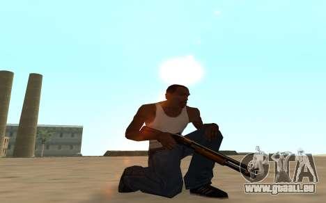 Nitro Weapon Pack pour GTA San Andreas sixième écran