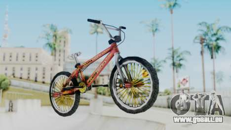 Bike from Bully pour GTA San Andreas