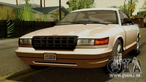 GTA 5 Vapid Stanier I pour GTA San Andreas