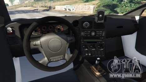 GTA 5 Arrinera Hussarya v0.7 hinten rechts