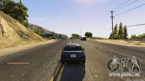 GTA 5 Une surchauffe du moteur deuxième capture d'écran