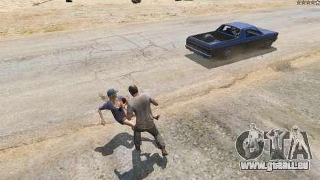 GTA 5 Die Rambo-Messer Siebter Screenshot