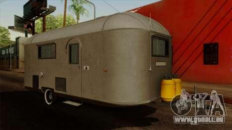 Camper Trailer 1954 für GTA San Andreas