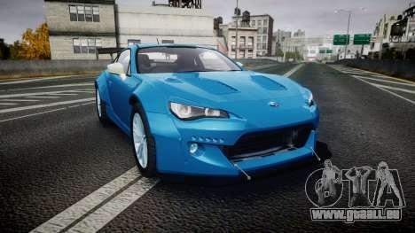 Subaru BRZ Rocket Bunny pour GTA 4
