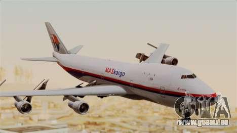 Boeing 747 MasKargo für GTA San Andreas