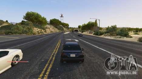 GTA 5 Une surchauffe du moteur troisième capture d'écran