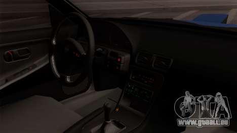 Nissan 180SX Street pour GTA San Andreas vue de droite