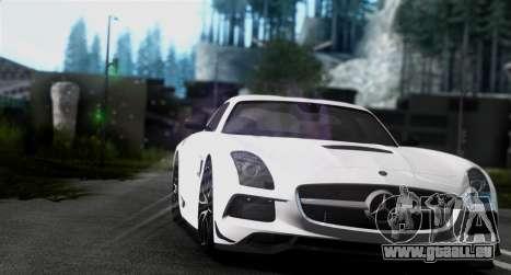 Masayume ENB V1 für GTA San Andreas dritten Screenshot