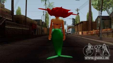 Ariel Human pour GTA San Andreas troisième écran