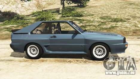 Audi Sport quattro v1.1 für GTA 5