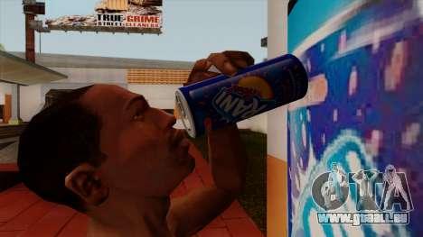 Rani Juice Can für GTA San Andreas zweiten Screenshot