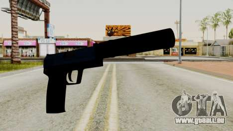 USP-S Guardian für GTA San Andreas