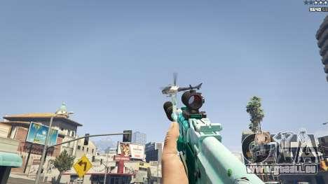 GTA 5 STURMGEWEHR Anime sechster Screenshot