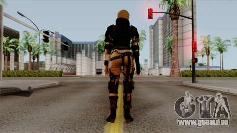 Ves from Witcher 2 für GTA San Andreas dritten Screenshot