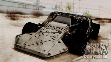 Camo Flip Car für GTA San Andreas