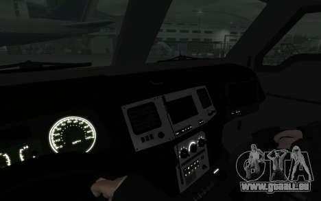 International 4000-Series SWAT Van für GTA 4 hinten links Ansicht