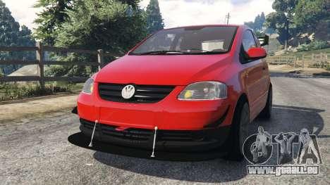Volkswagen Fox v1.1 für GTA 5