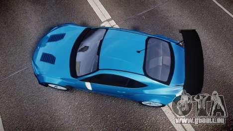 Subaru BRZ Rocket Bunny für GTA 4 rechte Ansicht