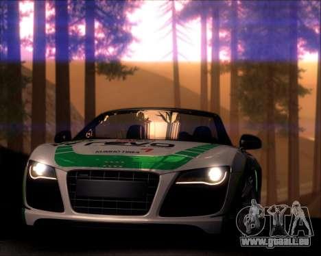 Queenshit Graphic 2015 v1.0 für GTA San Andreas achten Screenshot