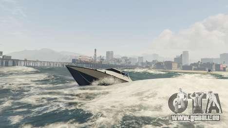 GTA 5 L'amélioration de bateau Suntrap cinquième capture d'écran
