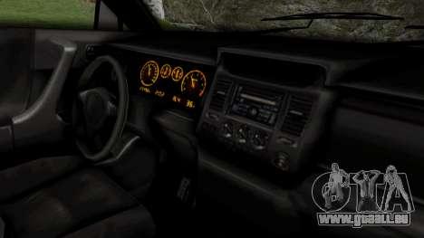GTA 5 Vapid Sandking pour GTA San Andreas vue de droite