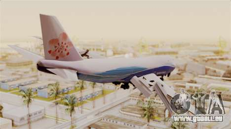 Boeing 747-200 China Airlines Dreamliner pour GTA San Andreas