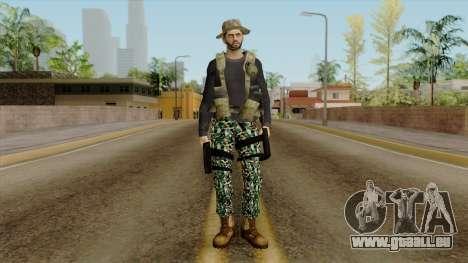 Autodefensa v2 für GTA San Andreas zweiten Screenshot
