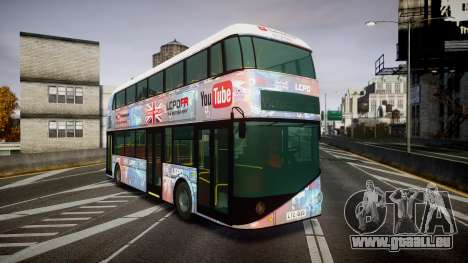 Wrightbus New Routemaster für GTA 4
