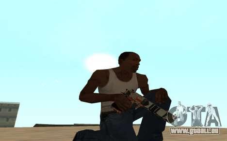 Asiimov Weapon Pack v2 für GTA San Andreas her Screenshot