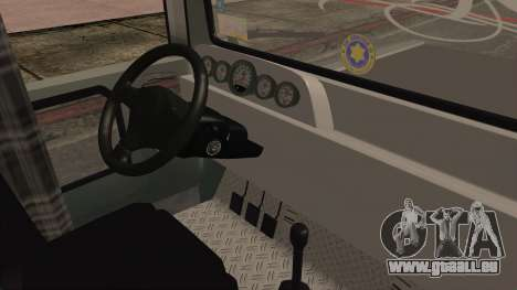 Milwaukee Motors Custom Jeepney für GTA San Andreas rechten Ansicht