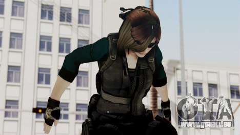 Christy Battle Suit (Resident Evil) für GTA San Andreas